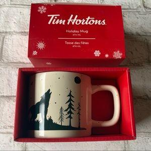 Tim Horton's Holiday Mug